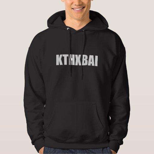 KTHXBAI Dark Hoodie