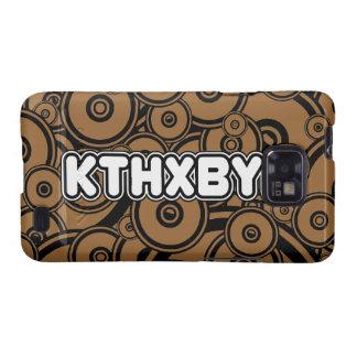 KTHXBYE case Galaxy S2 Covers