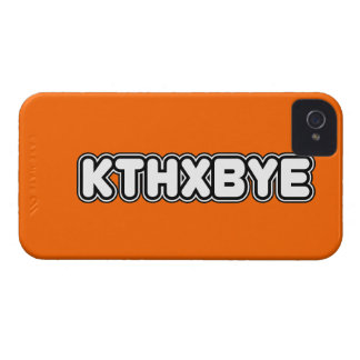 KTHXBYE case