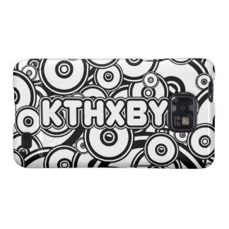 KTHXBYE case Galaxy SII Cover