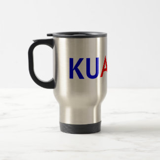 KU ANTH Travel Mug