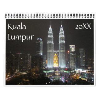 kuala lumpur 2018 calendar