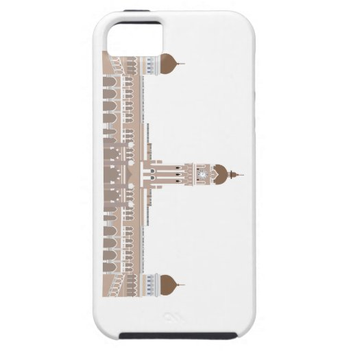 Kuala Lumpur Clocktower iPhone SE/5/5s Case