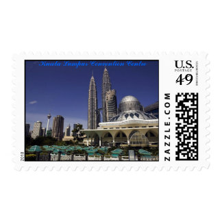 Kuala Lumpur Convention Centre Stamps
