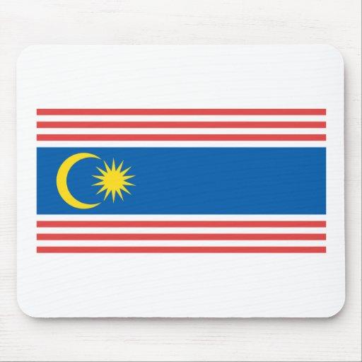 Kuala Lumpur Flag Mousepad