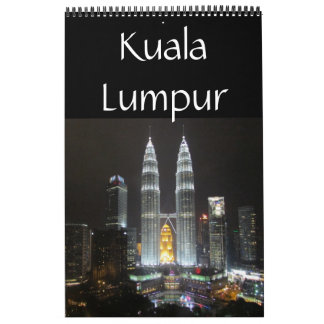 kuala lumpur malaysia 2018 calendar