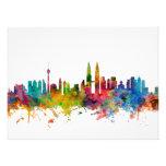 Kuala Lumpur Malaysia Skyline Photo Print