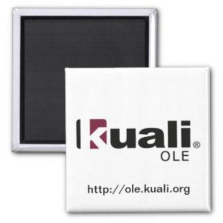 Kuali OLE Square Magnet