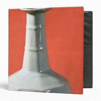 Kuan Yao octagonal bottle, Southern Sung Vinyl Binder