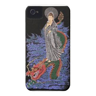 Kuan yin blackberry case