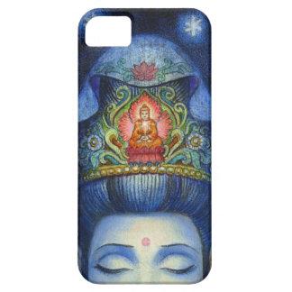 Kuan Yin Buddha Meditation Spiritual iPhone 5 Case