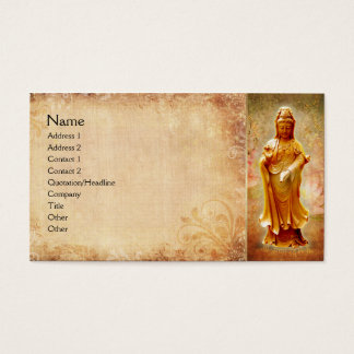 Kuan Yin Business Card