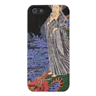 Kuan Yin Case For iPhone SE/5/5s