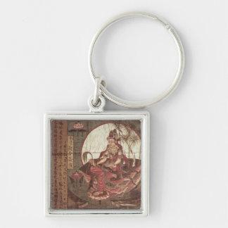 Kuan-yin, diosa de la compasión llavero personalizado