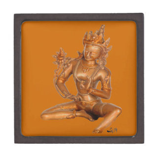 Kuan Yin Goddess by Liz Loz Gift Box
