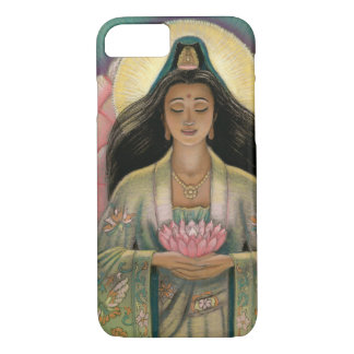 Kuan Yin Goddess of Compassion iPhone 7 case