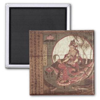 Kuan-yin, Goddess of Compassion Magnet