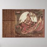 Kuan-yin, Goddess of Compassion Posters