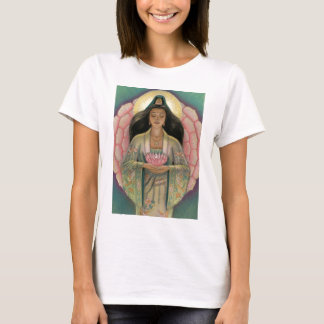 Kuan Yin Goddess of Compassion T-Shirt