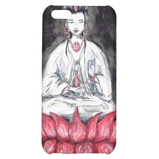 Kuan Yin - Goddess of Love ~ iPhone/ Speck Case iPhone 5C Case
