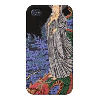 Kuan Yin Cases For iPhone 4