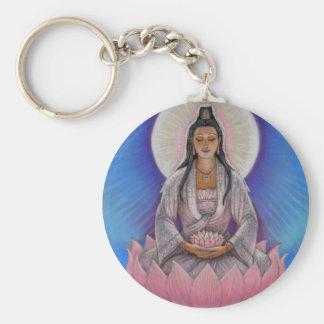 Kuan Yin Keychain
