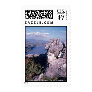 Kuan Yin of the People I/Stamp Postage Stamp
