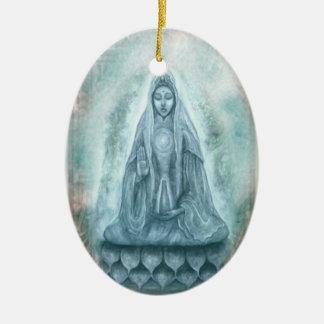 Kuan Yin ornament