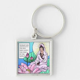 Kuan Yin, Quan Yin, Hears Your Cries Keychain
