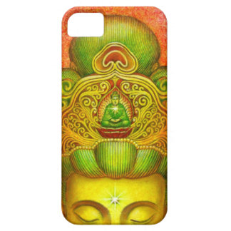 Kuan Yin Zen Buddha Meditation iPhone 5 Case