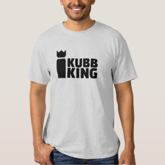 Kubb King T-Shirt