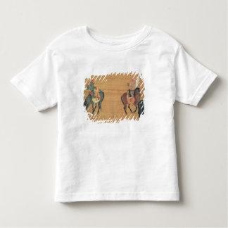 Kublai Khan (1214-94) Hunting (detail), Yuan dynas Toddler T-shirt