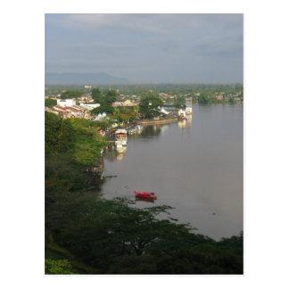 Kuchin River Postcard