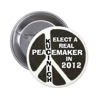 Kucinich for President 2012 Button