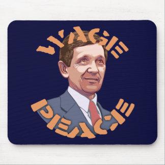 Kucinich - Wage Peace Mouse Pad