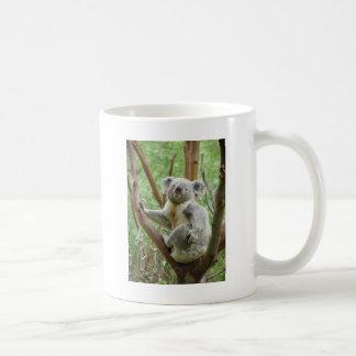 Kuddly Koala Classic White Coffee Mug