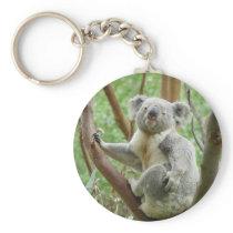 Kuddly Koala Keychain