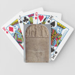 Kuddurru (charter for a grant of land) of the Baby Bicycle Playing Cards