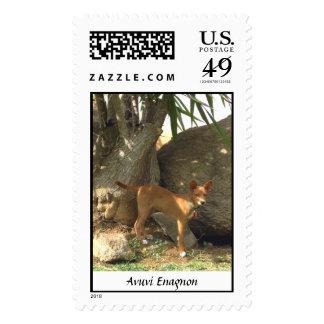 Kudo of Jamul, Avuvi Enagnon Postage Stamps