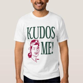 Kudos Me! Tee Shirt