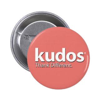 Kudos® Salmon Buttons