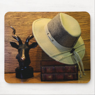 Kudu Hat Rest Mousepad