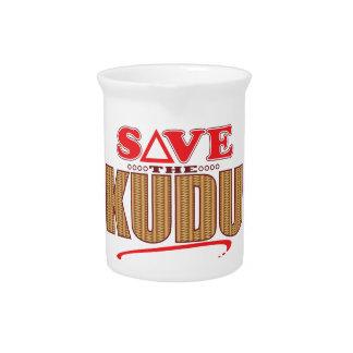 Kudu Save Pitcher