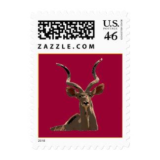 Kudu Stamp
