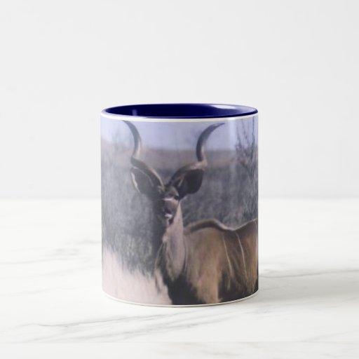 Kudu Taza De Café
