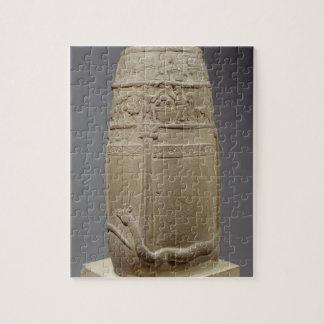 Kudurru, carta de Kassite para la concesión de la  Puzzle
