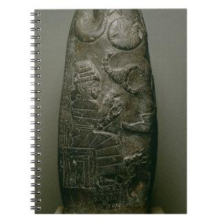 Kudurru de Nazimaruttash rey de Babilonia c 1328 Libros De Apuntes