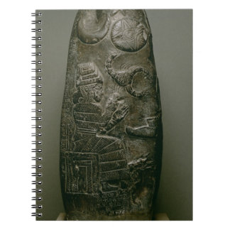 Kudurru de Nazimaruttash, rey de Babilonia, c.1328 Notebook