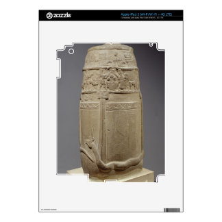 Kudurru, Kassite charter for grant of land, unfini Skins For iPad 3