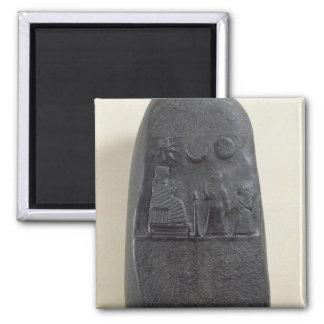Kudurru of King Melishikhu II Magnet